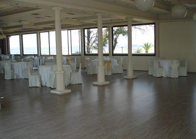 Συνθετικό πάτωμα laminate στο κατάστημα ΠΟΡΤΟ ΑΚΡΗ